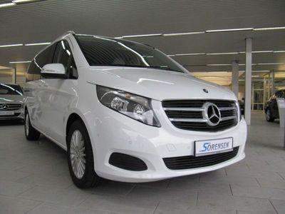 gebraucht Mercedes V250 (BlueTEC) d lang 7G-TRONIC Edition