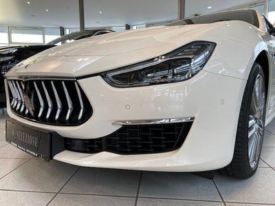 gebraucht Maserati Ghibli S Q4 GranLusso - MY 2019 - Vollausstattung - ZEGNA Edition - Regensburg