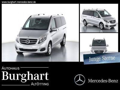 gebraucht Mercedes V220 d 4MATIC EDITION Lang Modellgeneration 0/BC Navi