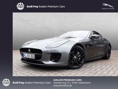 gebraucht Jaguar F-Type Coupe Aut. R-Dynamic 340 PS Sienna Leder