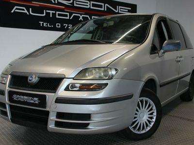 gebraucht Fiat Ulysse 2.0 16V Dynamic**7-Sitzer**