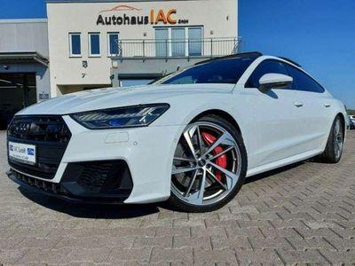 gebraucht Audi S7 3.0TDI quattro LUFTFED 360°KAM HUD PAN BA&OLU
