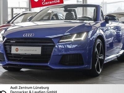 gebraucht Audi TT Roadster 2.0 TFSI quattro 169(230) kW(PS) S