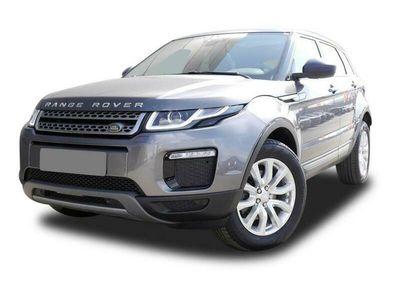 gebraucht Land Rover Range Rover evoque Range Rover Evoque 2.0 TD4 SE DAB+/Kamera Navi