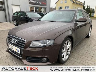 gebraucht Audi A4 Avant Attraction Klimaautomat*Navi*SHZ*PDC*AHK