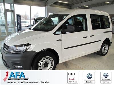 gebraucht VW Caddy 2,0 TDI EURO6,Klima,Sitzhzg