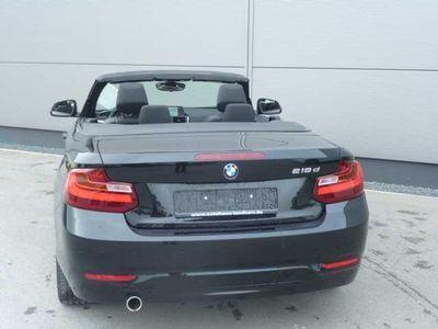 gebraucht BMW 218 d Cabrio Aut. Advantage 6 Jahre Qualitätsvers