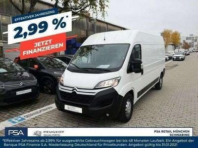 gebraucht Citroën Jumper 35 L3H2 Business Klimaautomatik, Rückfahr