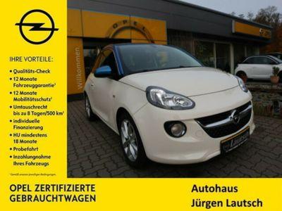 "gebraucht Opel Adam 1.4 Unlimited AFL+/Klima/16""/Euro6dTemp/PDC"