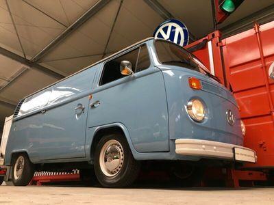 gebraucht VW T2 Kastenwagen im Traumzustand