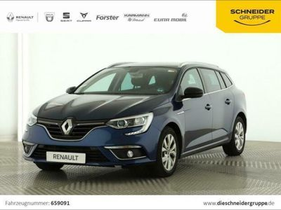 gebraucht Renault Mégane GrandTour IV 1.3 TCe 160 Limited DeLuxe