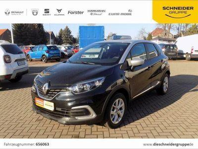 gebraucht Renault Captur TCe 130 GPF Limited NAVI