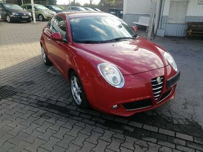 gebraucht Alfa Romeo MiTo 1.6 JTDM Turismo 1 hand,, NAVI,,,