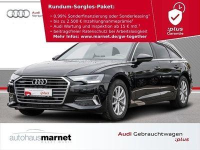 gebraucht Audi A6 Avant Sport 50 TDI quattro AHK Navi Leder Panoramadach Rückfahrkamera LED