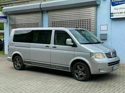 gebraucht VW Caravelle T5KLIMA WOMO TÜV ALU