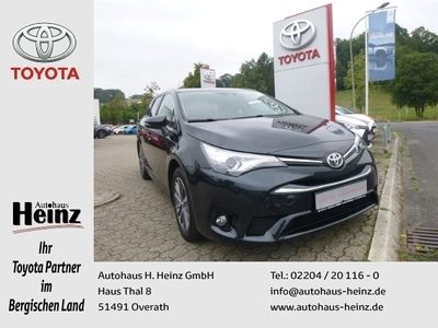 gebraucht Toyota Avensis Touring Sports 2.0 D-4D Business Edition