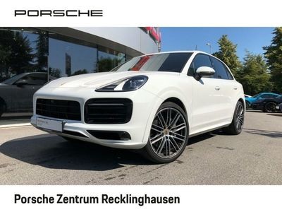 gebraucht Porsche Cayenne S Luftfederung Bose LED Apple CarPlay