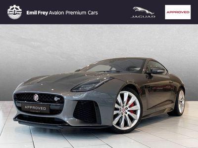 gebraucht Jaguar F-Type Coupe AWD Aut. SVR*Pano*20´´*