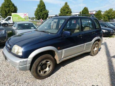 gebraucht Suzuki Grand Vitara 2.5* Automatik*Klima*AHK*