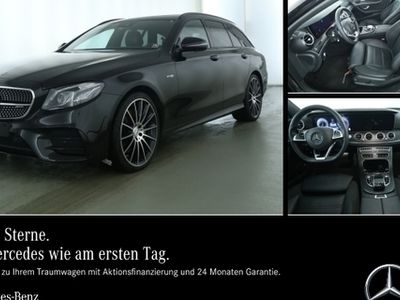 käytetty Mercedes E43 AMG AMG 4M T Night/Widescr./Distr./360°/COM./20
