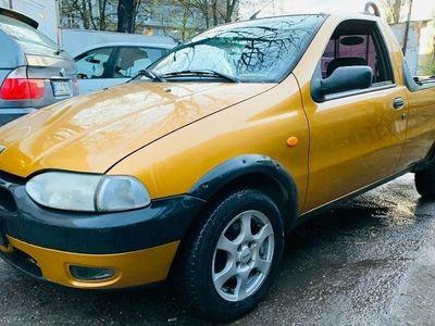 gebraucht Fiat Strada 1.9 Diesel Anhänger Kupp...