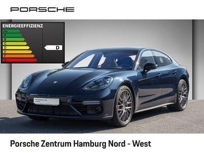 used Porsche Panamera Turbo Burmester Sportabgasanlage 21-Zoll