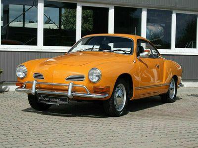 gebraucht VW Karmann Ghia Typ 14 * Schönheit by Karmann *