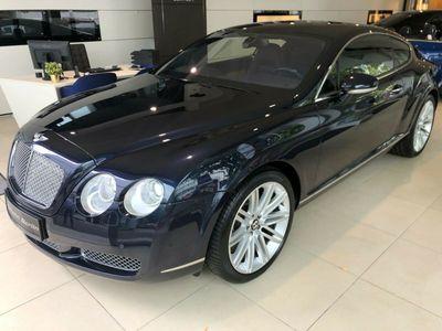 gebraucht Bentley Continental GT W12 -SERVICE-KRAUTHAHN