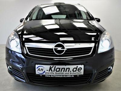 gebraucht Opel Zafira B 1.9 CDTI 150PS Cosmo Automatik Xenon