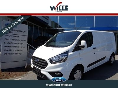 gebraucht Ford Custom TransitKasten L2 Klima/Holzverkl./Tempomat