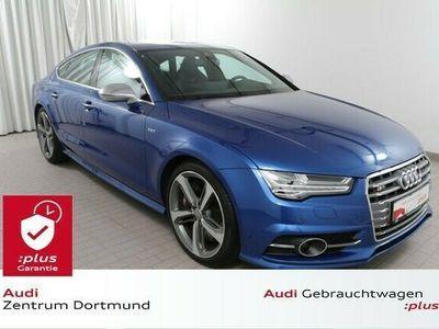 gebraucht Audi S7 Sportback 4.0TFSI qu. HuD/Matrix/ACC/GSD