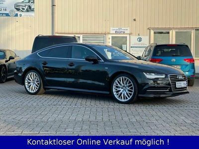 gebraucht Audi A7 Sportback3.0TDIquattro MassageDesignSelection