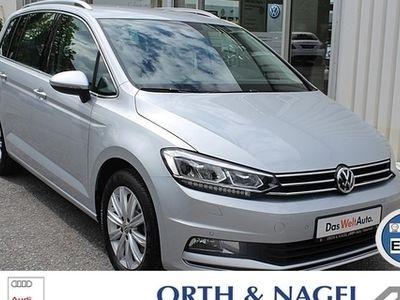 gebraucht VW Touran 2.0 TDI Highline *7-Sitze*Navi*LED*SHZ*