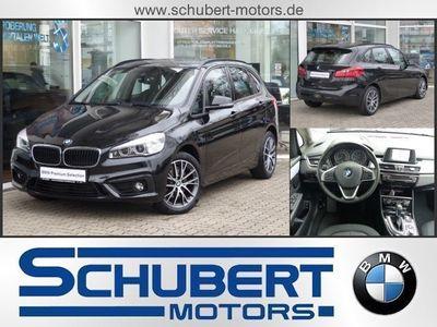 gebraucht BMW 218 Active Tourer dA Navi LED Komf.Zugang Sitzhz. (Xen