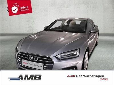 gebraucht Audi A5 Coupé Sport 2.0 TFSI AHK/Xen/Nav/Alcantara/5J