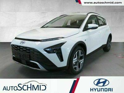 gebraucht Hyundai Bayon 1.0 T-GDI 48V iMT Intro Klima el. Fenster
