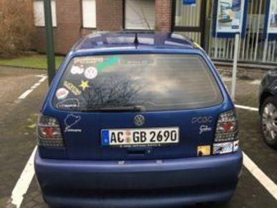 gebraucht VW Polo 6n1 mit Weitec Sportfahrwerk