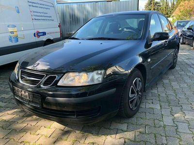 gebraucht Saab 9-3 1.9 TiD Linear Sport Teilleder.Klima.Euro 4 als Limousine in Mannheim