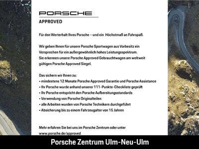 gebraucht Porsche Macan Erstbesitz Bi-Xenon PDLS 19-Zoll