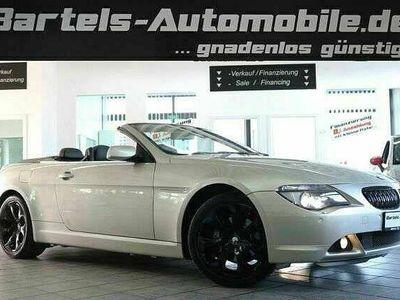 gebraucht BMW 630 Cabriolet iA Leder, Navi, Xenon als Cabrio/Roadster in Fuhrberg