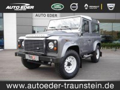 gebraucht Land Rover Defender 90 TD4 bei Gebrachtwagen.expert