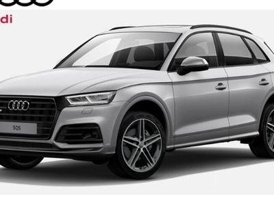gebraucht Audi SQ5 TDI AHK + Assistenzpakete Virtual Cockpit Tiptronic sofort zu haben
