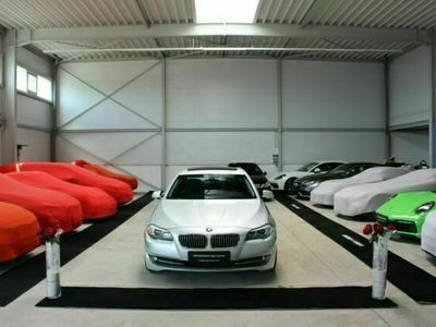 gebraucht BMW 528 528 i Limousine,S-Dach,Navi,PDC,Leder, Service