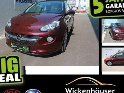 gebraucht Opel Adam 1.4 Open Air Klima, Faltdach, Tempomat, Fre