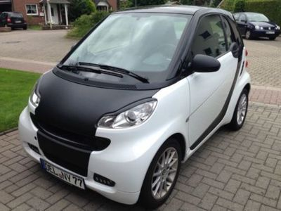 gebraucht Smart ForTwo Coupé passion mhd