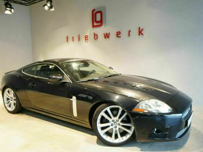 gebraucht Jaguar XKR Coupe-BRD-Fzg-Nur 42000 KM-Top Zustand-Arden Pack