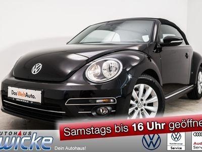 gebraucht VW Beetle 1.2 TSI Cabriolet Design LM