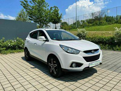gebraucht Hyundai ix35 Premium AWD,Leder,Navi,PDC