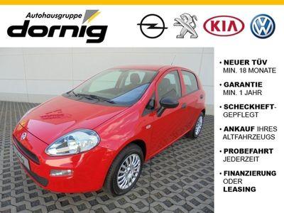 gebraucht Fiat Punto 1.2 8V Basis,Klima, Sitzh.