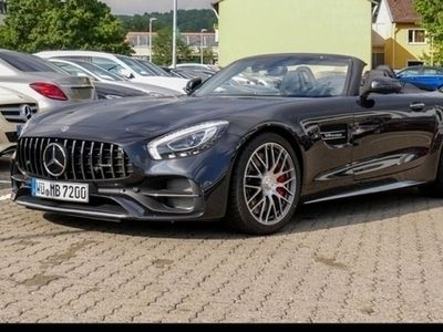gebraucht Mercedes AMG GT C Roadster Night DynamicPlus Perf.sitze Burmester